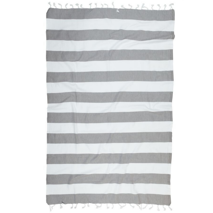 Scandi Stripe hamam handduk - Unisex - Bath & Home - Towel Urban Joi