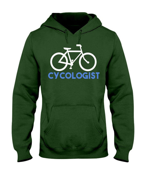 Cycologist - Sports - Hoodie