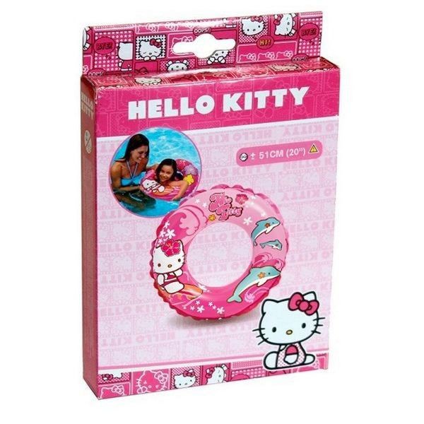 Bouée gonflable Hello Kitty - OhlalaGift.com