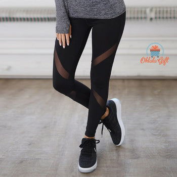 Leggings sport et sexy - OhlalaGift.com