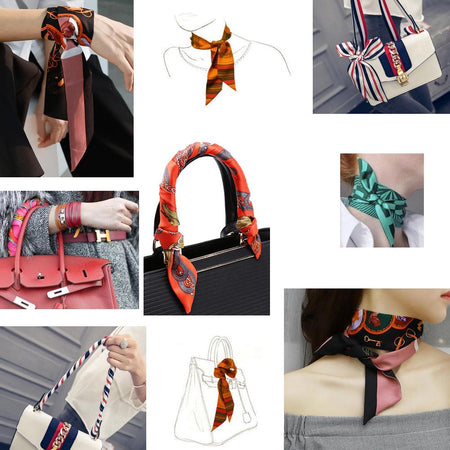 Foulard multi fonctions