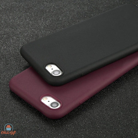 Coque iPhone Silicone - OhlalaGift.com