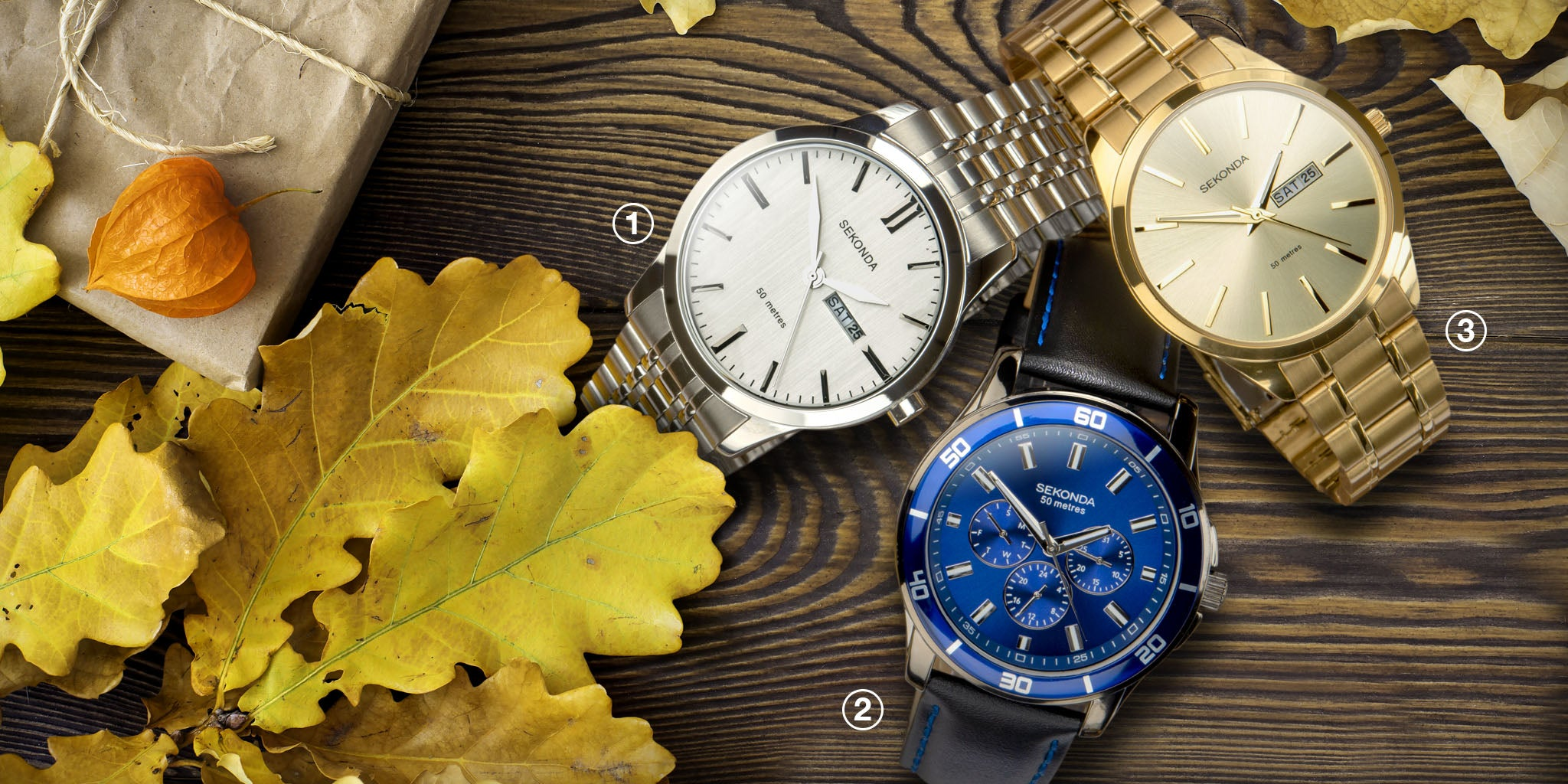 Autumn Men's Watches
