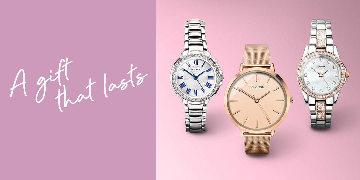 Sekonda Watches Mother's Day Gift Ideas