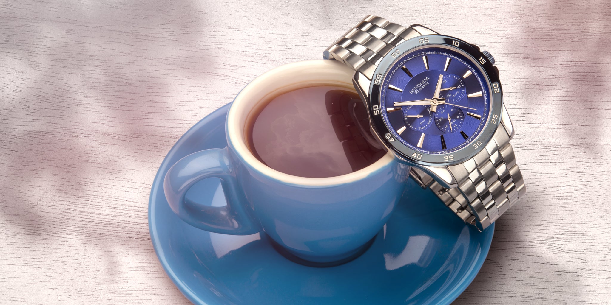 Sekonda 1391 men's watch. The perfect gift for Father's Day
