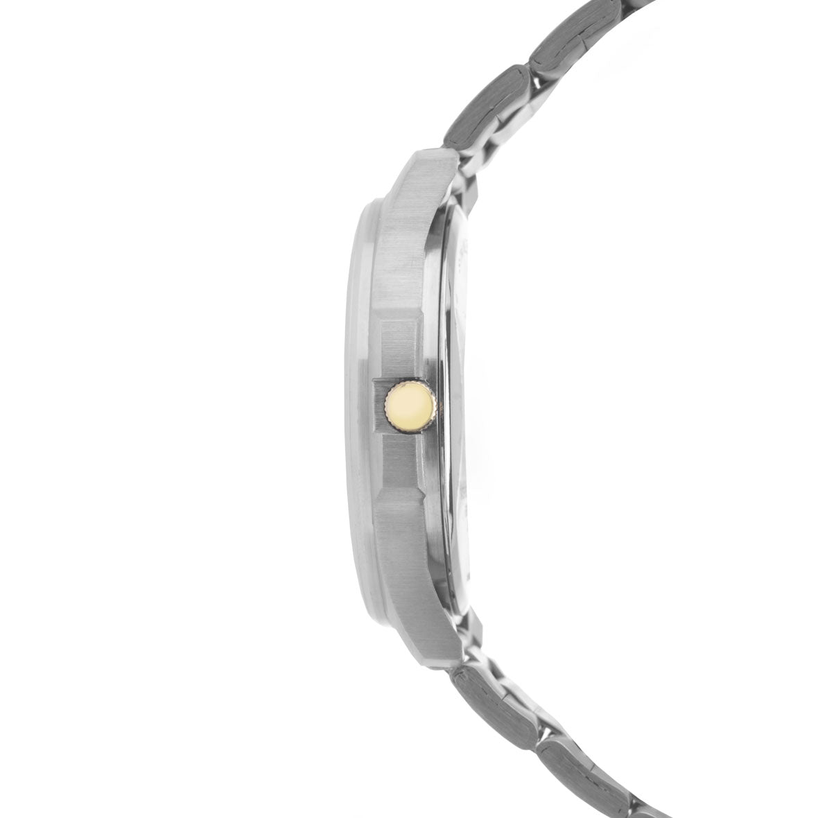 f627ab37c961 1440 Front View  1440 Side View  1440 Back View. Classic meets contemporary  with this men s bold wristwatch.