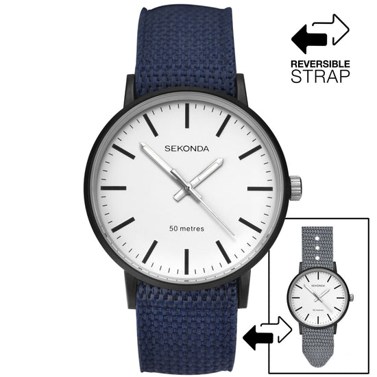 1495 Front View men's casual watches