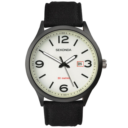 1506 Front View men's casual watches