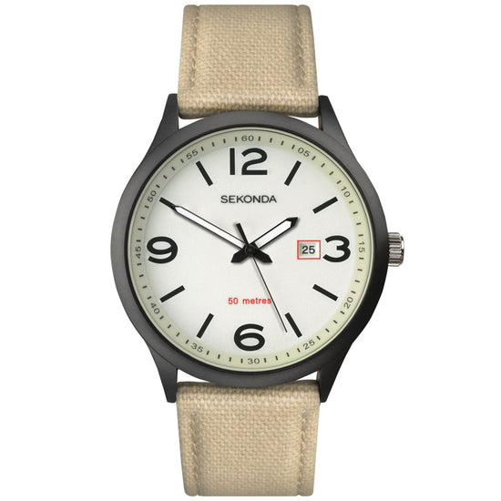 1508 Front View men's casual watches