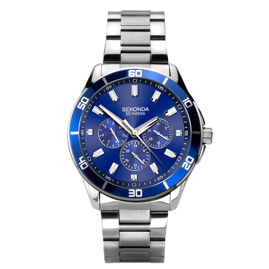 Sekonda Men's Multifunction Bracelet Watch