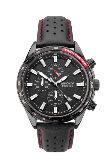 Sekonda Men's Dual-Time Watch