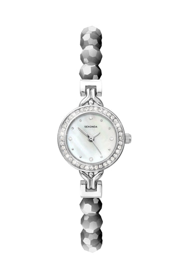Sekonda Women's Beaded Bracelet Watch