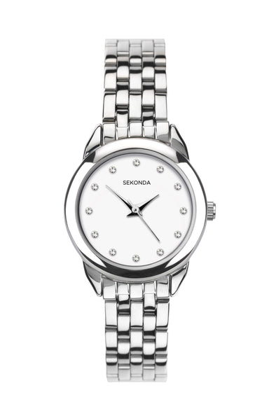 Sekonda Women's Stainless Steel Bracelet Watch