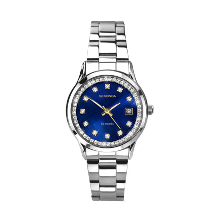 Sekonda Midnight Star Women's Bracelet Dress Watch