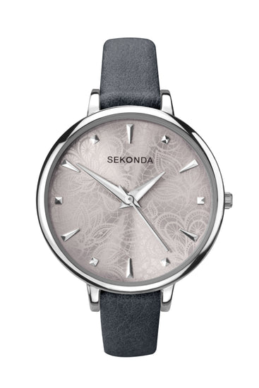 Sekonda Editions Women's Grey Strap Watch