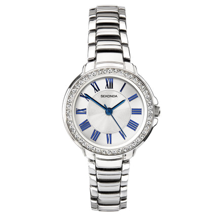Sekonda Women's Classic Bracelet 2777 Watch front view