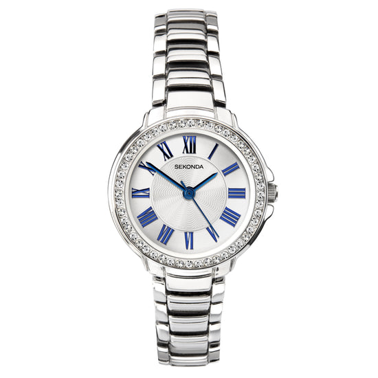 Sekonda Women's Classic Bracelet Watch front view