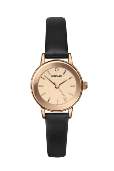 Sekonda Women's Leather Strap Fashion Watch