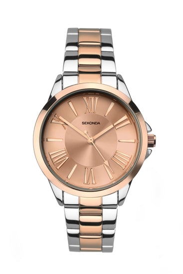 Sekonda Editions Women's Two-Tone Bracelet Watch