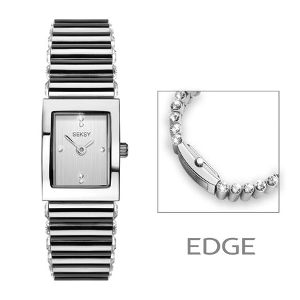 Seksy Edge 2864 ladies fashion watch