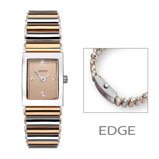 Seksy Edge® 2867 ladies fashion watch
