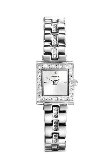 Sekonda Women's Square Dial Bracelet Watch
