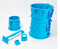 Create A Castle Pro Tower Kit with Light Set Blue - NEW