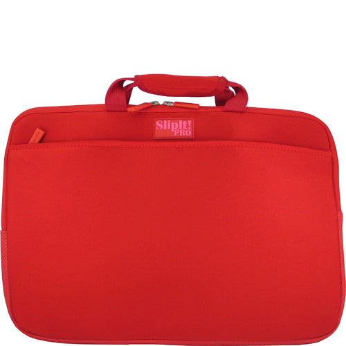 "Digital Treasures SlipIt! Pro Red 15"" Notebook Case 07637-NEW"