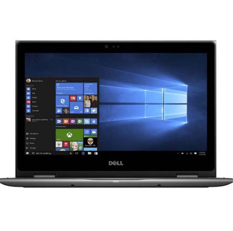 "Dell Inspiron 13-5378 13.3"" Touch Laptop Intel i3 4GB 1TB Win 10 Grey - B"