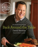 Back Around the Table: An In the Kitchen with David Cookbook - NEW