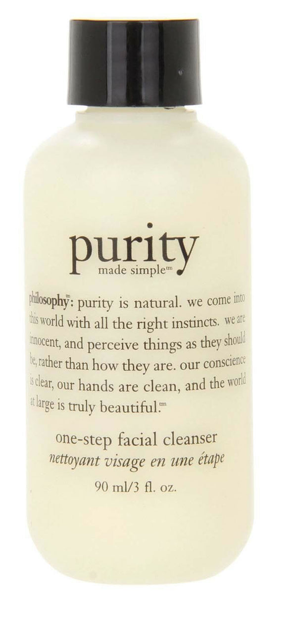 Philosophy Purity Made Simple Facial Cleanser 3 oz - NEW
