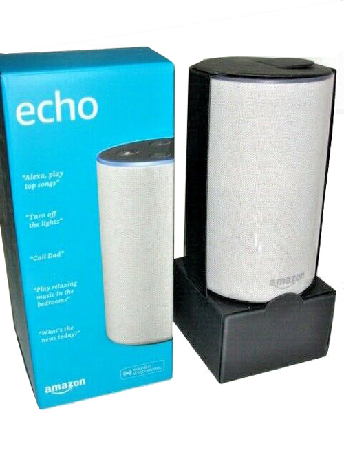 Amazon Echo B06XXM5BPP 2nd Gen Smart Speaker Heather Sandstone Fabric - A