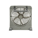 "O2Cool 10"" FD10006AU Portable SmartPower Fan  - A"