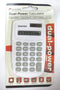 LOT OF 10 Sentry CA332 Dual-Power Calculator Solar and Battery