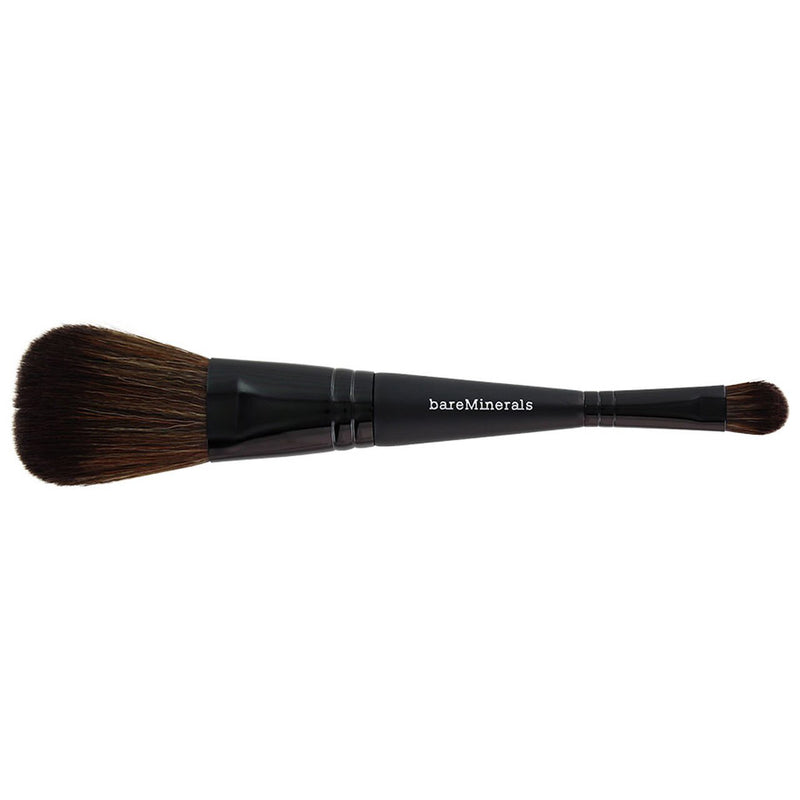 bareMinerals Double-Ended Flawless Face & Eye Brush - NEW