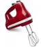 Kitchenaid 5-speed Ultra Power Hand Mixer KHM517QER Empire Red - NEW