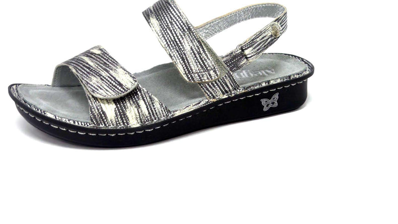 Alegria Leather Sandals with Adj. Straps Verona Wrapture - A