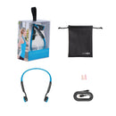 Aftershokz AS600BE Trekz Ear Wireless Bone Conduction Headphones Blue - NEW