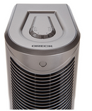 Oreck Air Tower 3-Speed HEPA Air Purifier Bronze - B