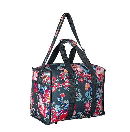 Vera Bradley Insulated Cooler Bag Pretty Posies - NEW
