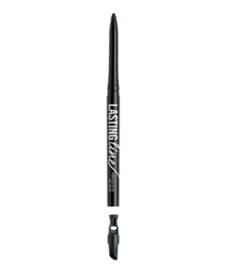 BareMinerals Lasting Line Long Wearing Eyeliner Absolute Black - NEW