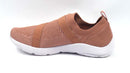 Ryka Stretch Knit Slip-On Shoes Ethereal Tea Rose - A