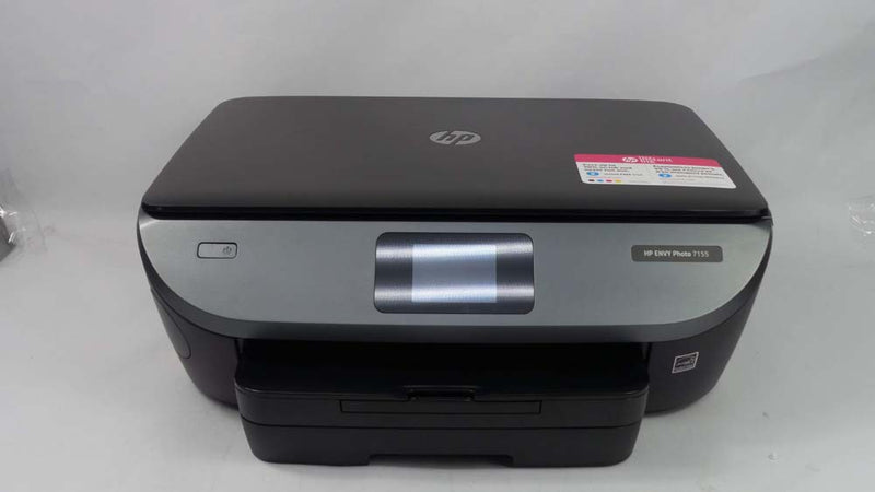 HP Envy Photo 7155 Wireless All-In-One Printer Black - NO INK - B