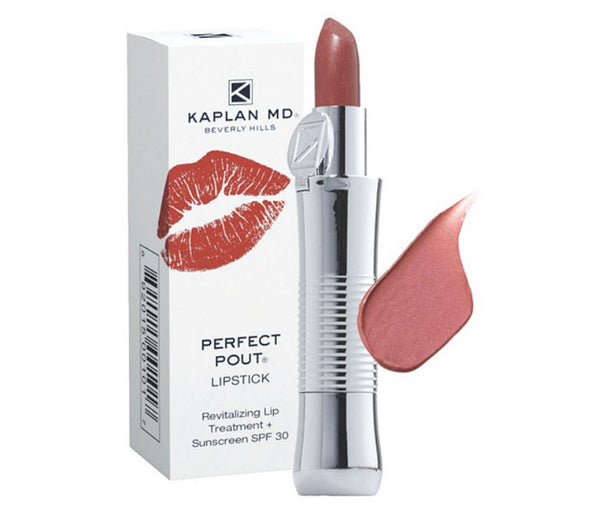 KAPLAN MD Perfect Pout Lipstick 0.11oz Beverly - NEW