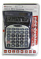 Sentry CA275 Deluxe Mini-Desktop Calculator