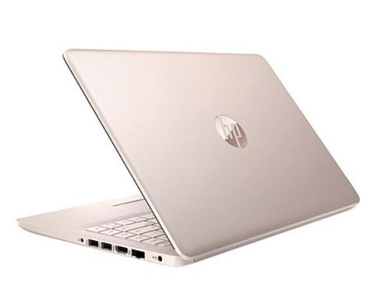 HP Notebook 14-CF1015DS 14in Intel 5405U 4GB 64GB WIN10 Gold - B