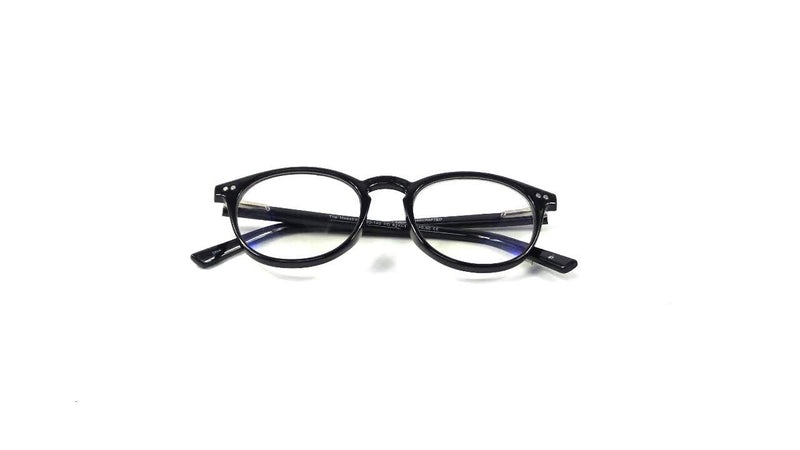 Prive Revaux The Maestro Blue Light Reading Glasses Strength Black - B