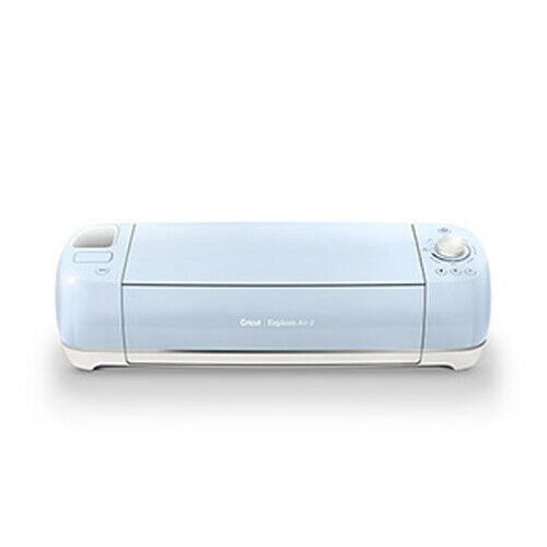Cricut Explore Air 2 Cutting Machine Rare Blue - B