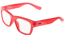LOGO by Lori Goldstein Signature Look Reading Glasses Strength Strawberry - NEW