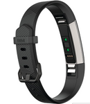 Fitbit Alta HR FB408SBKS Activity Tracker Heart Rate Small  Black - A